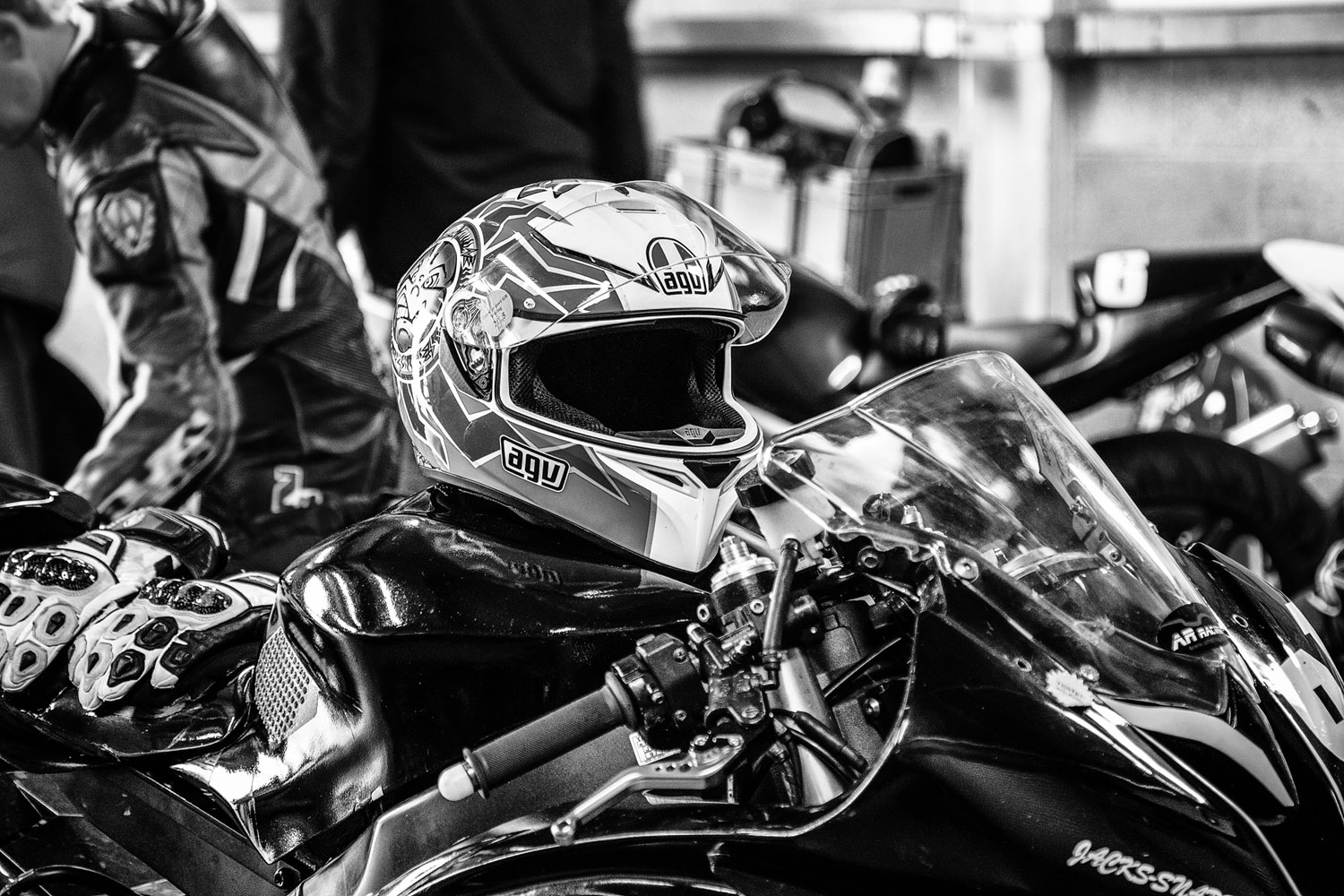 Motorcycle - Adam Hillier Commercial Photography