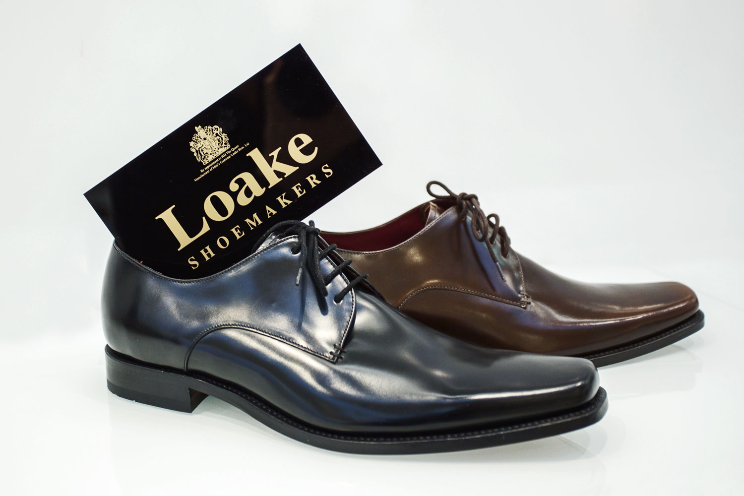 Loake Shoes - Adam Hillier Commercial Photography