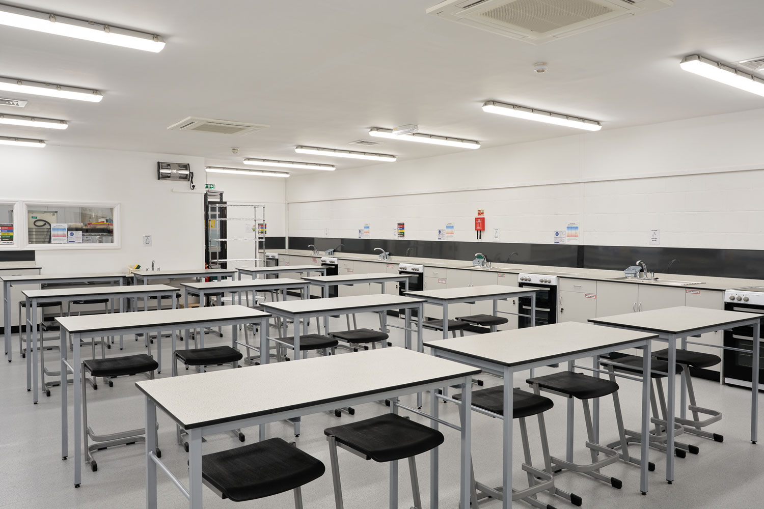 Classroom - Adam Hillier Commercial Photography