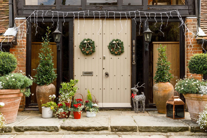 Door decoration - Adam Hillier Commercial Photography