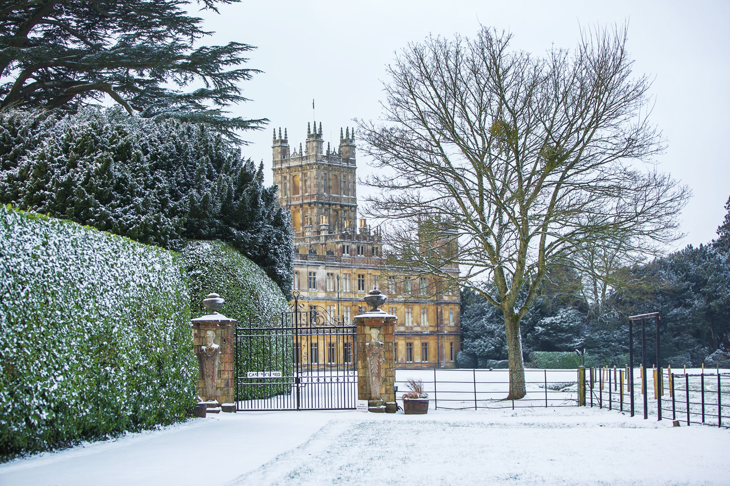 Highclere - Adam Hillier Commercial Photography
