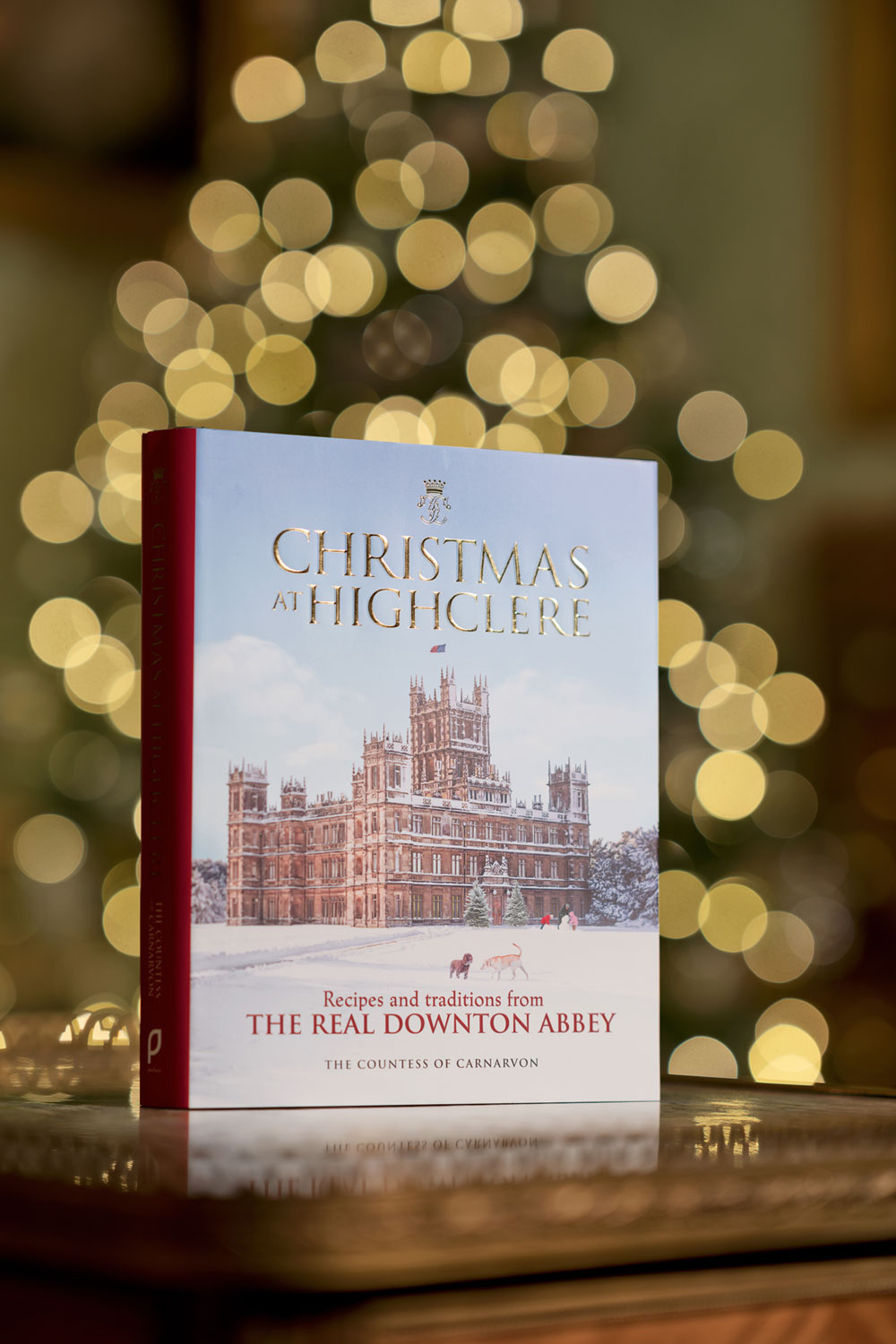 Highclere Book - Adam Hillier Commercial Photography