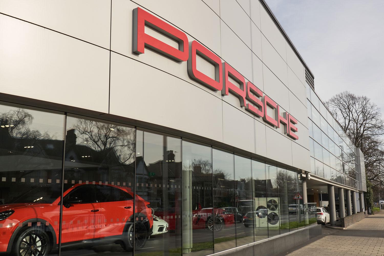 Porsche - Adam Hillier Commercial Photography