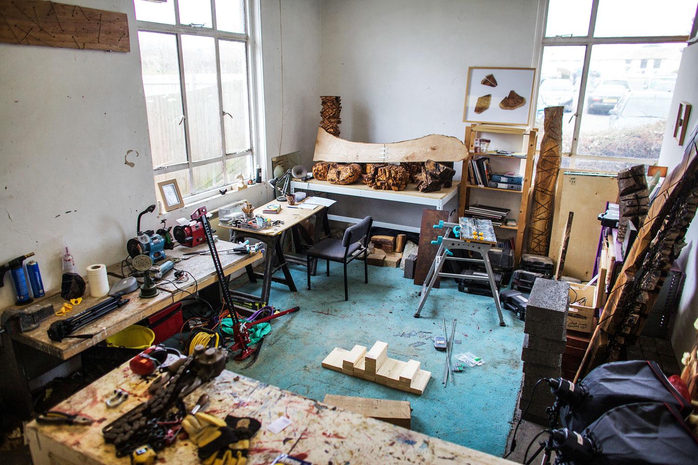 Studio - Adam Hillier Commercial Photography