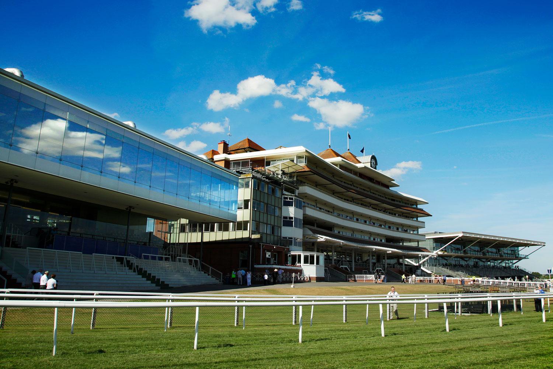 Newbury Racecourse - Adam Hillier Commercial Photography